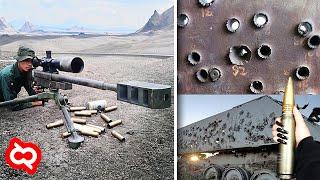 Tank Aja Jebol.!! Inilah Senjata Api Terkuat dan Paling Mematikan dalam Sejarah Militer