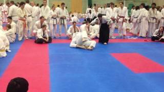 Jitsu Randori Nationals 2012 - Ne Waza Maximilian Mayr