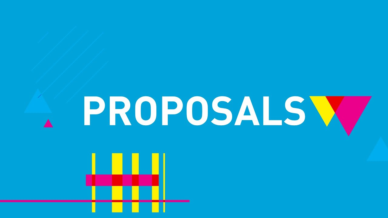 Bid Proposal Pitch How to Get
