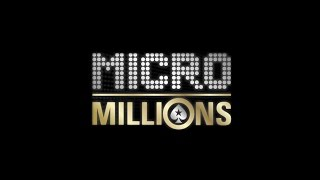 MicroMillions 11 Event #096: Final Table Replay - PokerStars