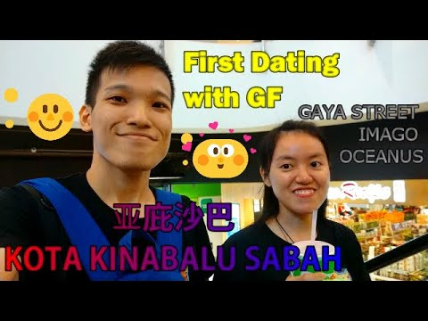 Outing With The GF | Dating Vlog | Kota Kinabalu, Sabah