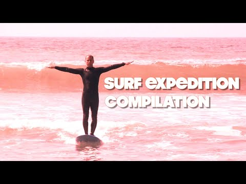 Surf Adventures: San Diego To South America