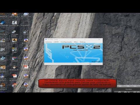 2019 PCSX2 1 4 0 A Melhor Configuração para rodar qualquer Jogo sem travar !