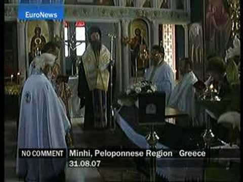 Peloponnese Region - Greece - EuroNews - No Comment