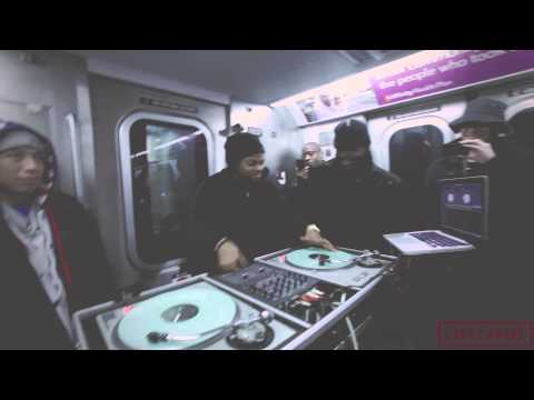 TJ Mizell x Jay Z - J Train to Marcy Official Video