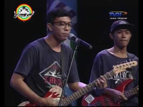 Jaga Bumi Kita - Freeout Reggae at Musikita TVRI Jawa Tengah