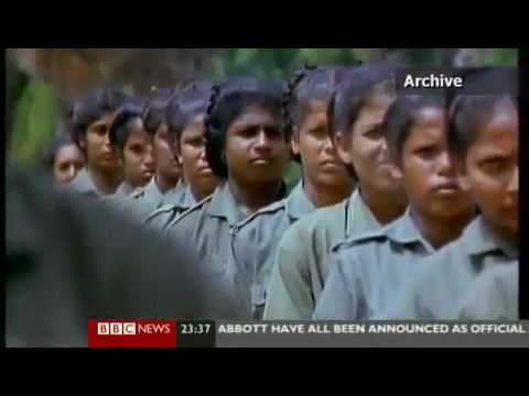 BBC HardTalk Sri Lanka 7-9: Rehabilitation of Former LTTE Child Soldiers  - 09June 2010