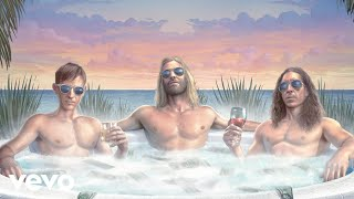 Taylor Hawkins & The Coattail Riders - Kiss The Ring (Official Audio)