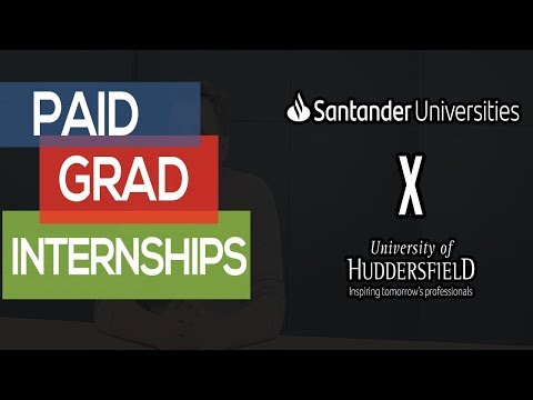 SANTANDER UNIVERSITIES | Grad Internships with Torchbearer Interactive!