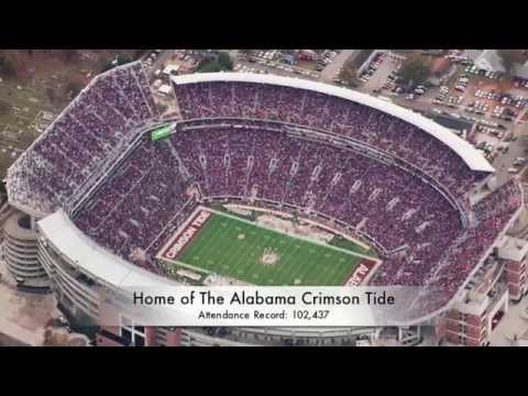 Top 10 College Football Stadiums