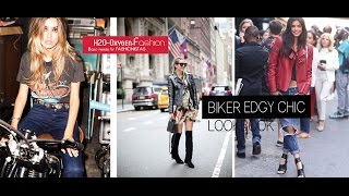 Biker Edgy Chic   How to Style