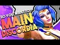 So You Want to Main Discordia | Builds | Counters | Combos & More! (Discordia Guide)