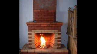 видео Фальш-камин из гипсокартона своими руками: пошаговая инструкция строительных работ