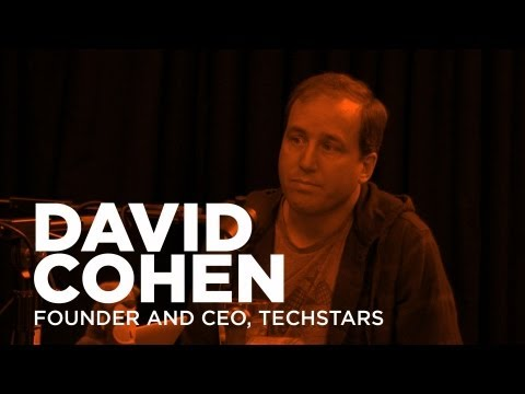 - Startups - David Cohen, Founder And CEO TechStars-TWiST #323