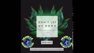 The Chainsmokers - Don't Let Me Down G-Mix Produced By Synagee Ft Megan Nicole & Dylan Gardner