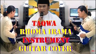 "TAQWA ""RHOMA IRAMA -  INSTRUMENT BY"" Shi Amank"