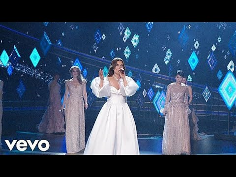 "Idina Menzel ""Into The Unknown"" Frozen 2 (92nd Oscars 2020) Performance ""AURORA"" Complete HD"