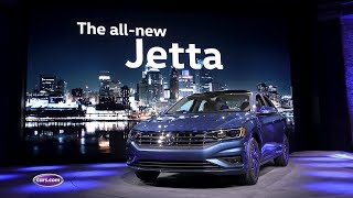 2019 Volkswagen Jetta: Revealed In Detroit  — Cars.com