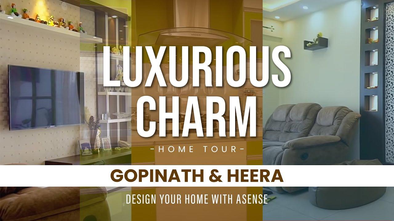 Interior Design for Gopinath & Heera in Bangalore ...