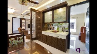 Interior Design for Gopinath & Heera in Bangalore // Asense Interior