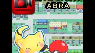 [LIVE!!!] Shiny Abra after 1985 bought in Pokemon Fire Red!