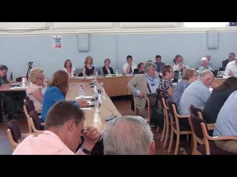 HTA - Planning Meeting on SLR - pt1 objections