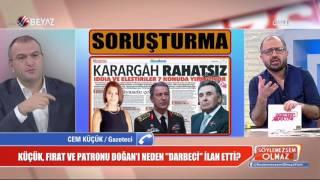 Hande Fırat'ın ''Karargah Rahatsız'' haberi tartışılıyor