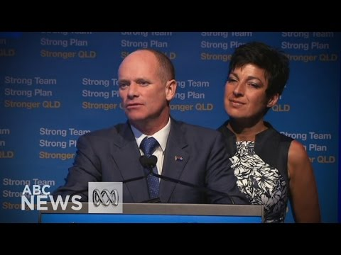 Campbell Newman says political career over