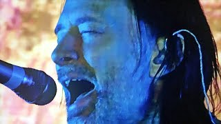 THOM YORKE - Cymbal Rush [TMB North American Tour 2018] Live NYC