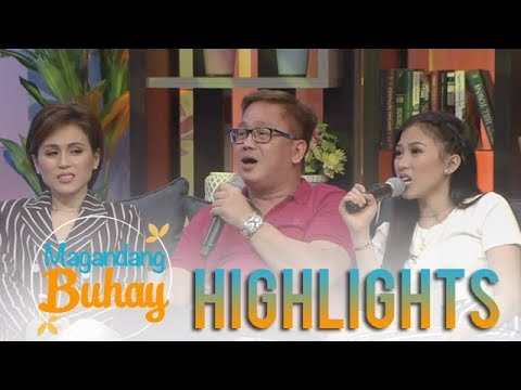 Magandang Buhay: Toni and Alex Gonzaga with their Uncle Jojo