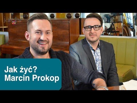 Marcin Prokop w Jak żyć? - internetowy talk show, odc. #4   wwwjaktv