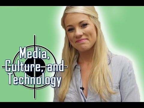 Culture, Media, and Technology - Makeup with Mackenzie