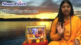 How to Do Shani Puja Yourself at Home - Guru Rajneesh Rishi Ji