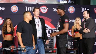 Bellator 163- Michael Venom Page vs. Fernando Gonzalez announcement & Fan Q&A video