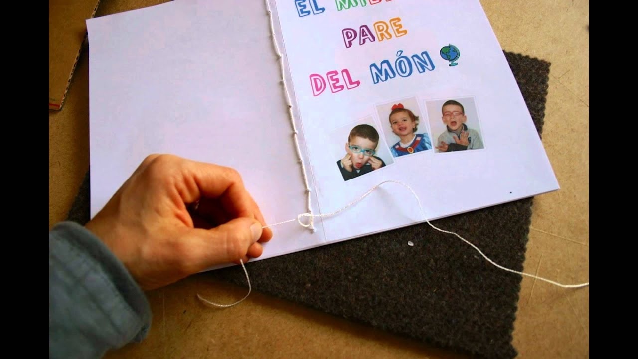 C mo hacer un libro cartonero youtube - Como hacer un libro hueco ...