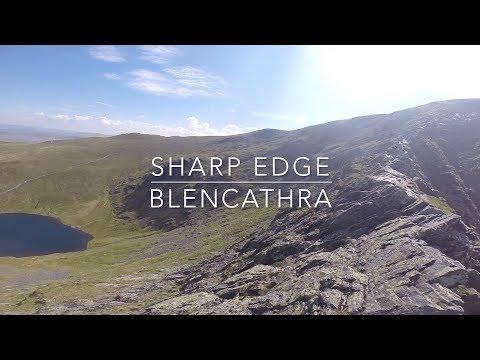Blencathra Via Sharp Edge. I Got Scared | Landscape Photography Vlog