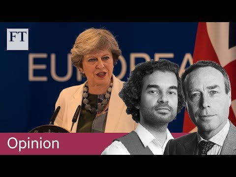 A Brexit deal that rescues Theresa May | Opinion