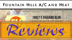 Fountain Hills A/C and Heat Reviews