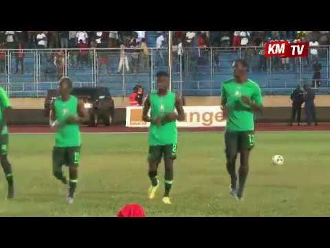Nigeria vs. Liberia FULL MATCH