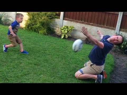 Try Not To Laugh Funniest Daddy Fail Compilation The 1st Quarter 2019 🌱✨ Cute Father Video