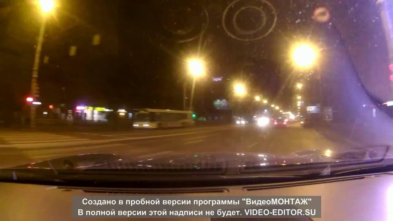 ДТП. Воронеж 23.11.2016