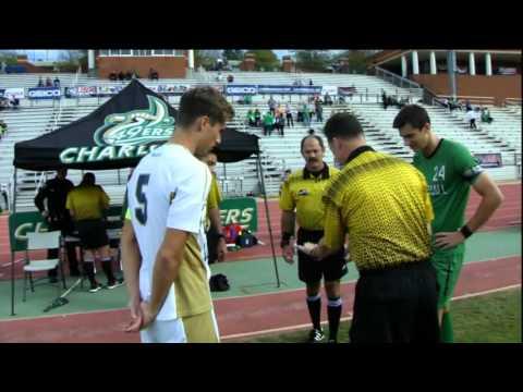 2015 Conference USA Men's Soccer Final - Marshall University vs FIU