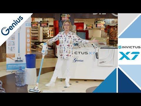 GENIUS | Invictus X7 - TV Karstadt-Show