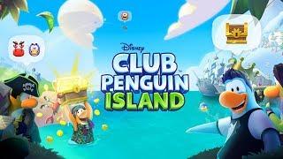 THE NEW CLUB PENGUIN (Club Penguin Island)