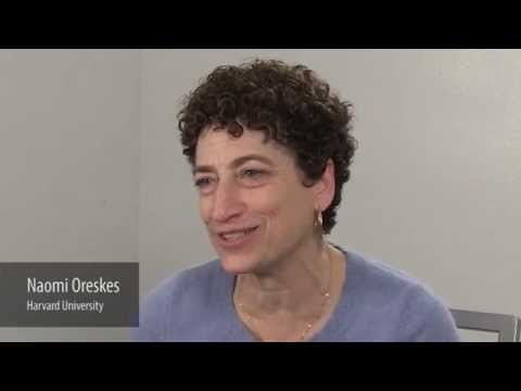 Naomi Oreskes - Using Scientists As Merchants Of Doubt