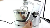Profi-Küchenmaschine (DE) - YouTube