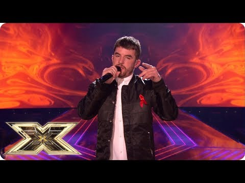 Anthony Russell Best Bits | The X Factor UK 2018