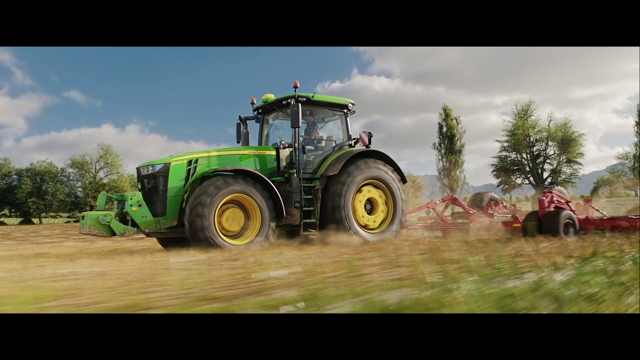 Buy Farming Simulator 19 from the Humble Store