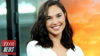 Gal Gadot Opens Up About Brett Ratner and 'Wonder Woman' Sequel | THR News