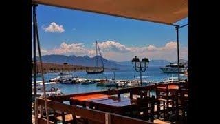 Sailing Saronic Gulf Greece (Perdica to Epidavros) June 2015
